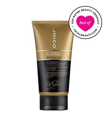 Best Hair Treatment No. 3: Joico K-PAK Revitaluxe Bio Advanced Restorative Treatment, $22.99