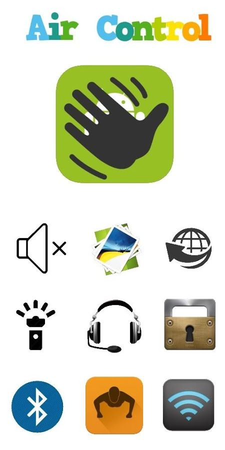 Apklio - Apk for Android: Air Gesture Control Pro 1 7 Apk | Android
