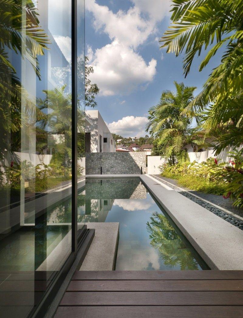 Hijauan House By Twenty Nine Design Architectuur Exterieur House