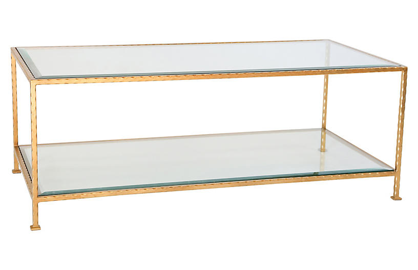 Chloe Coffee Table Gold Leaf Ave Home Table Modern Coffee Tables Table Furniture
