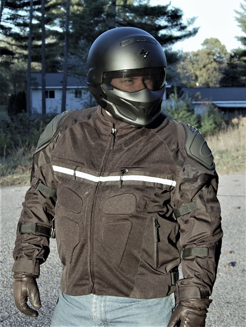 c615a7d00 Viking Cycle Stealth jacket | Motorcycle Gear | Motorcycle jacket ...