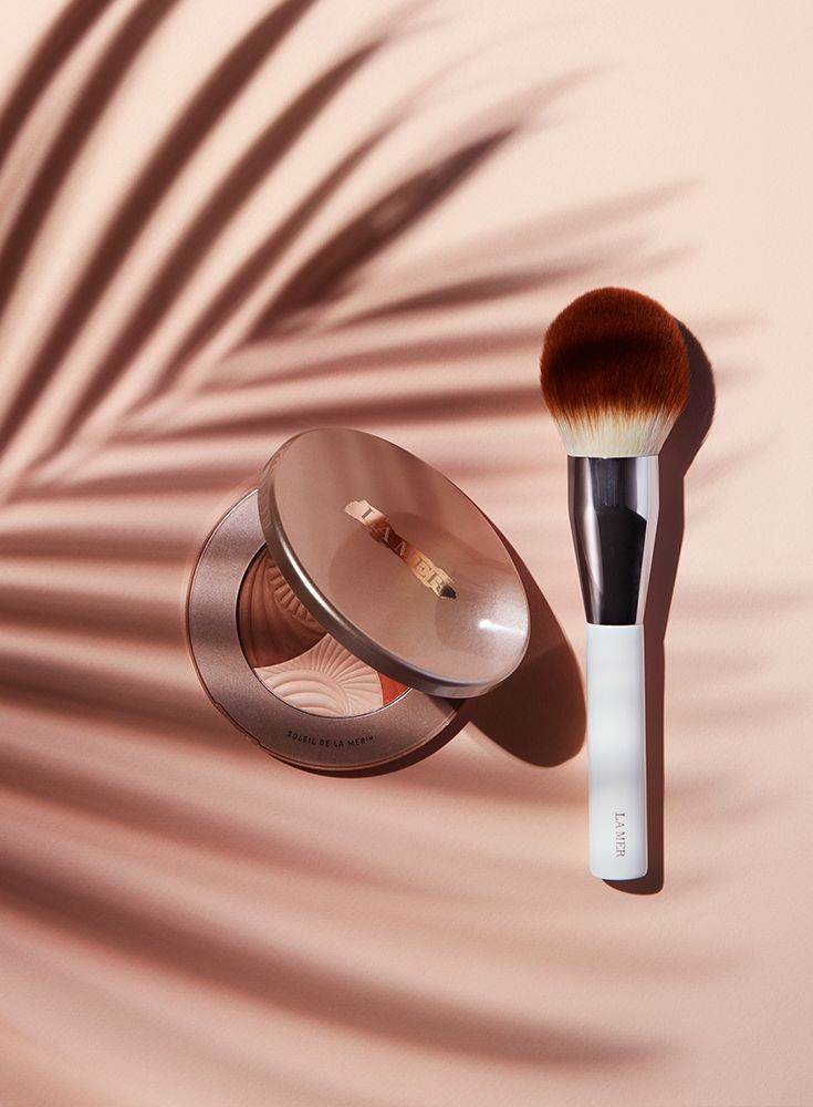 75dd30dc4387b Highlight. Contour. Repeat. Master the art of a rosegold glow at LaMer.com