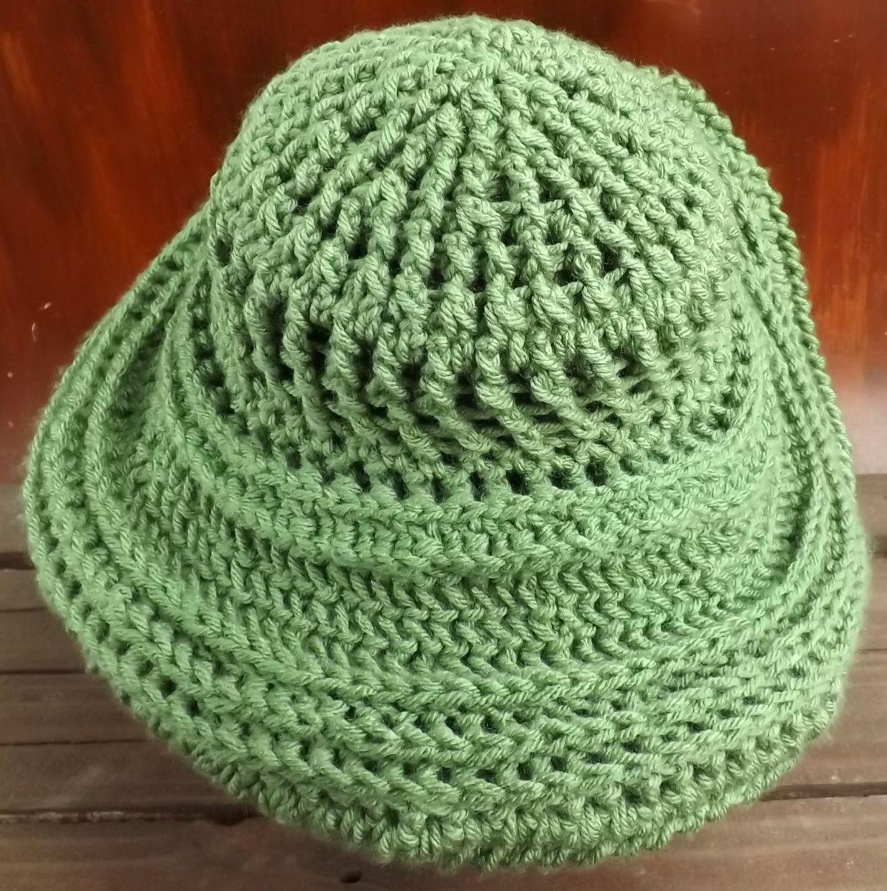 50th Birthday Gift for Women, Womens Crochet Hat, Womens Hat Trendy ...