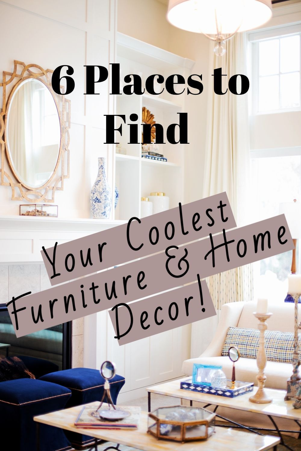 Where To Look For Your Most Unique Home Decor Homedecor