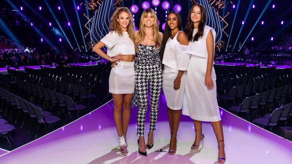 Germanys Next Topmodel 2019 Folge 1