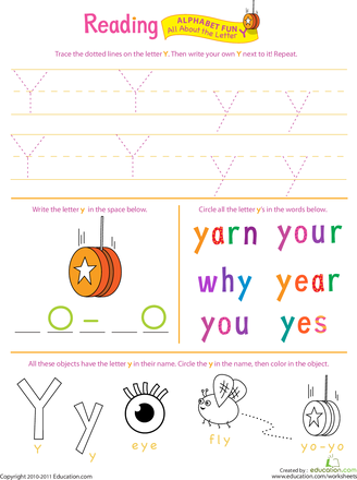 Common Worksheets letter y worksheets : 17 Best images about Letter Y on Pinterest | Cut and paste ...