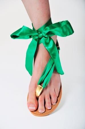 nique La'Moc Style Sandal - plait, weave and fold it 7 different ways www.houseoflamoc.co.za