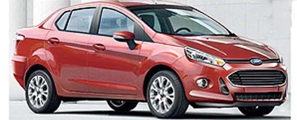 Ford Ka Sedan 2013 2014 Com Motores 1 0 E 1 5 Ford Motores Carros