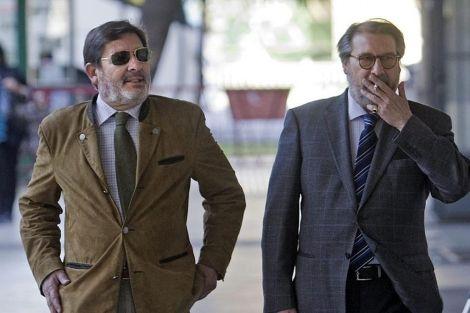 La juez envía a prisión al ex director imputado por el caso de los ERE falsos