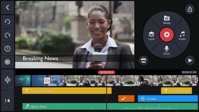 KineMaster Pro Video Editor 4.5.1 App, Editor