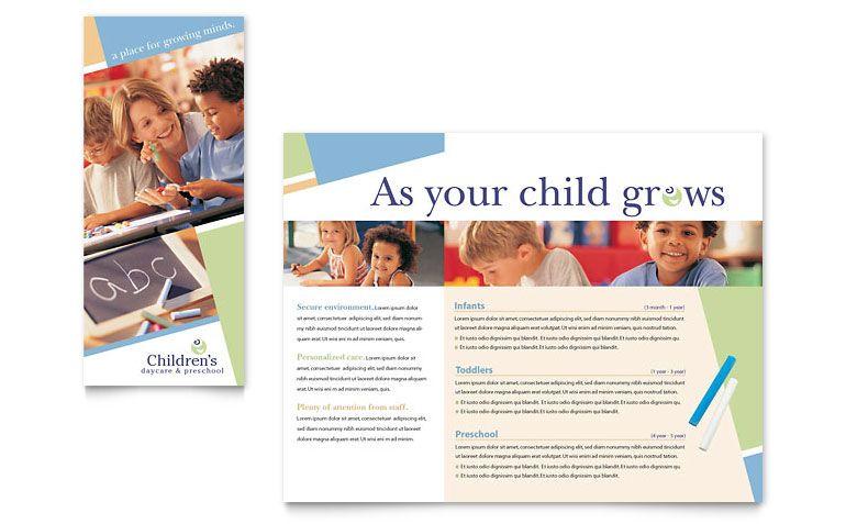 Contoh Pamflet Brosur Konsultan Perencana Keuangan  Brochure