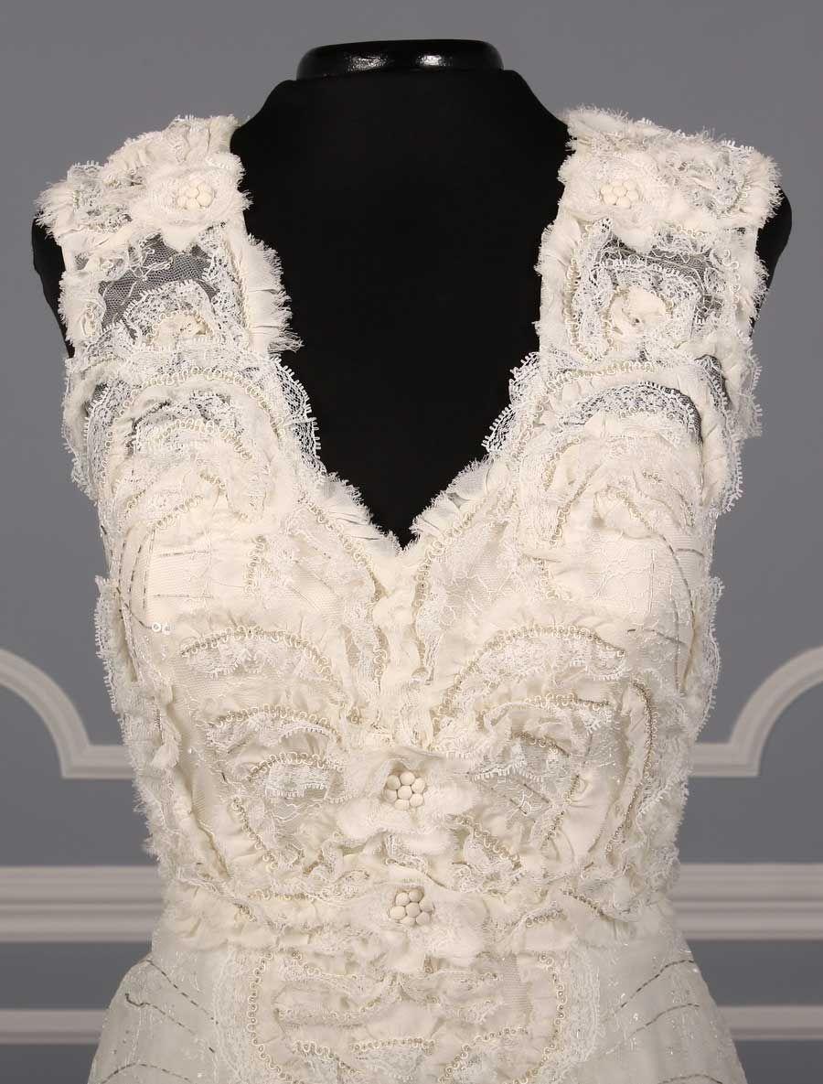 Carolina herrera audrey 32422 wedding dress sale your