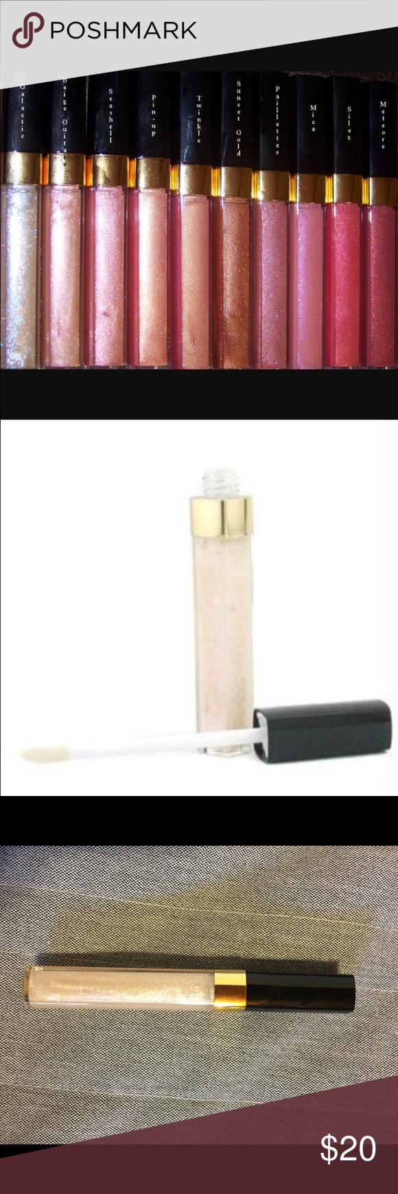 Chanel gloss No 98, brand new but no box, lower on ♏️ CHANEL Makeup Lip Balm & Gloss