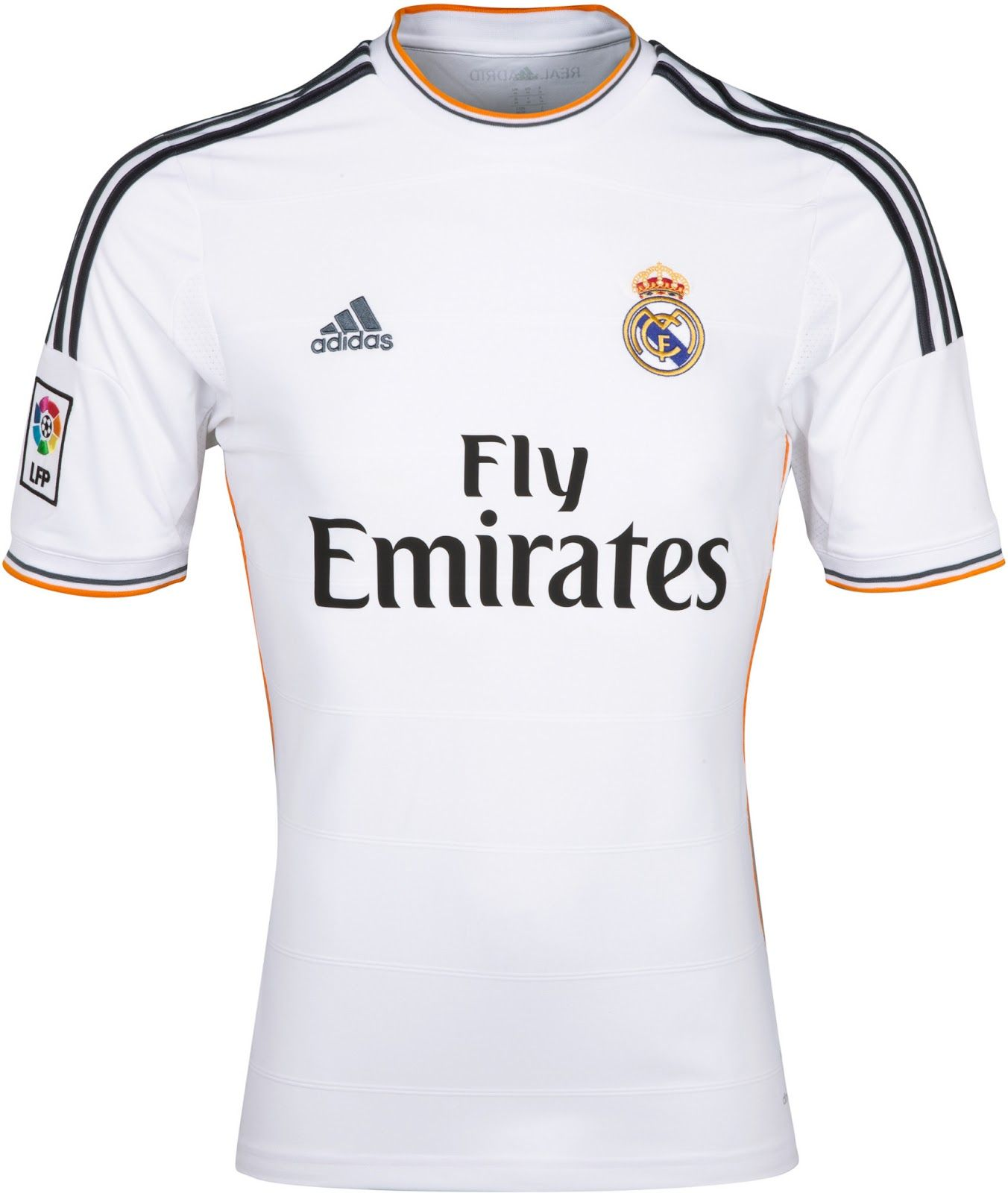 Camiseta Real Madrid. maillot Real Madrid 2013 2014 ... b8e4ef848