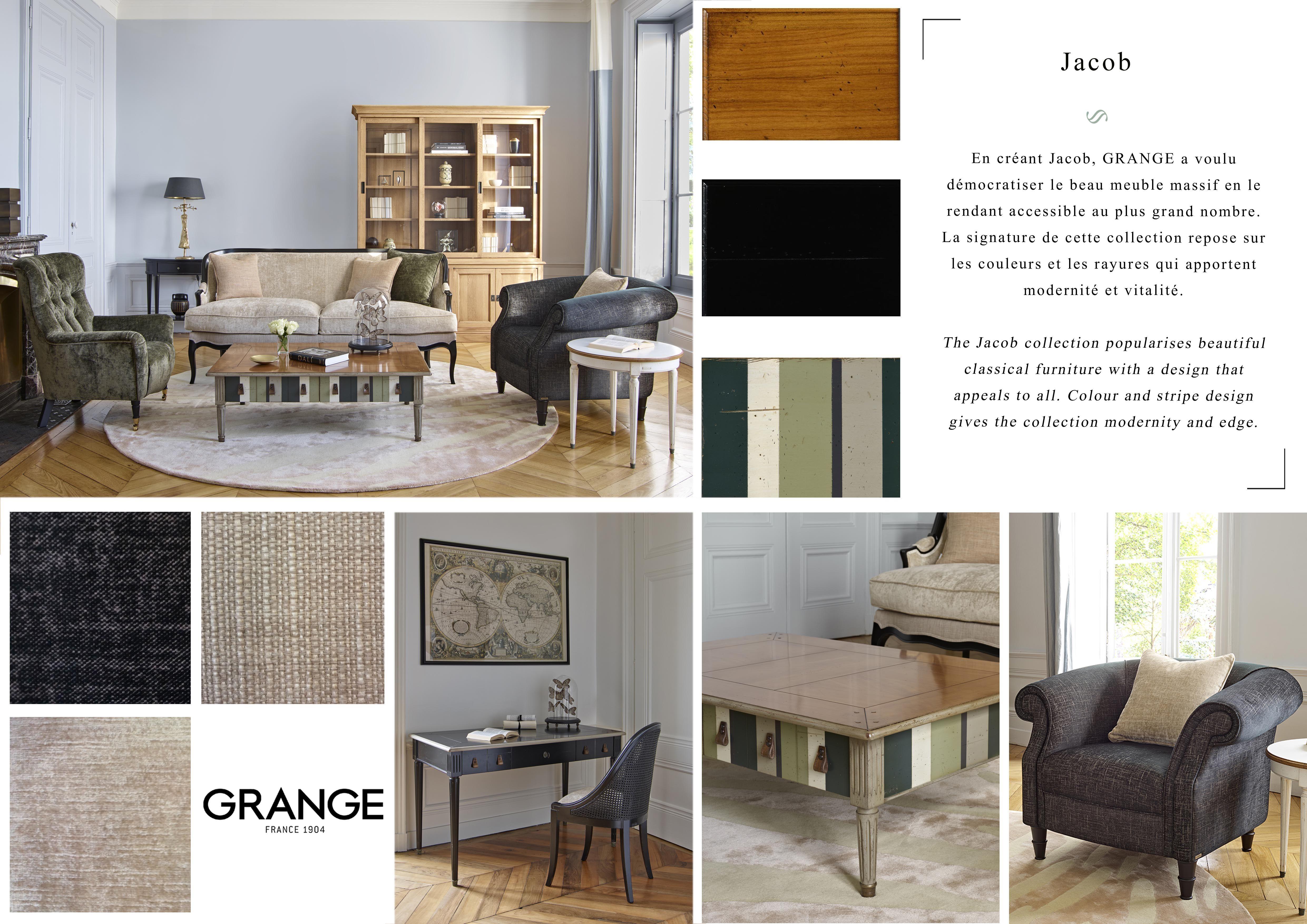 En Creant Jacob Grange A Voulu Democratiser Le Beau Meuble Massif En Le Rendant Accessible Au Plus Grand Nombre La Sign Meuble Massif Beaux Meubles Modernite