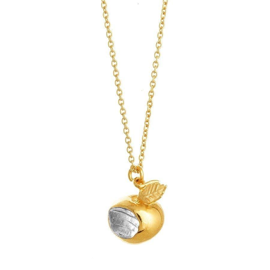 Alex monroe gold bitten apple necklace 150 apples pinterest alex monroe gold bitten apple necklace 150 aloadofball Gallery