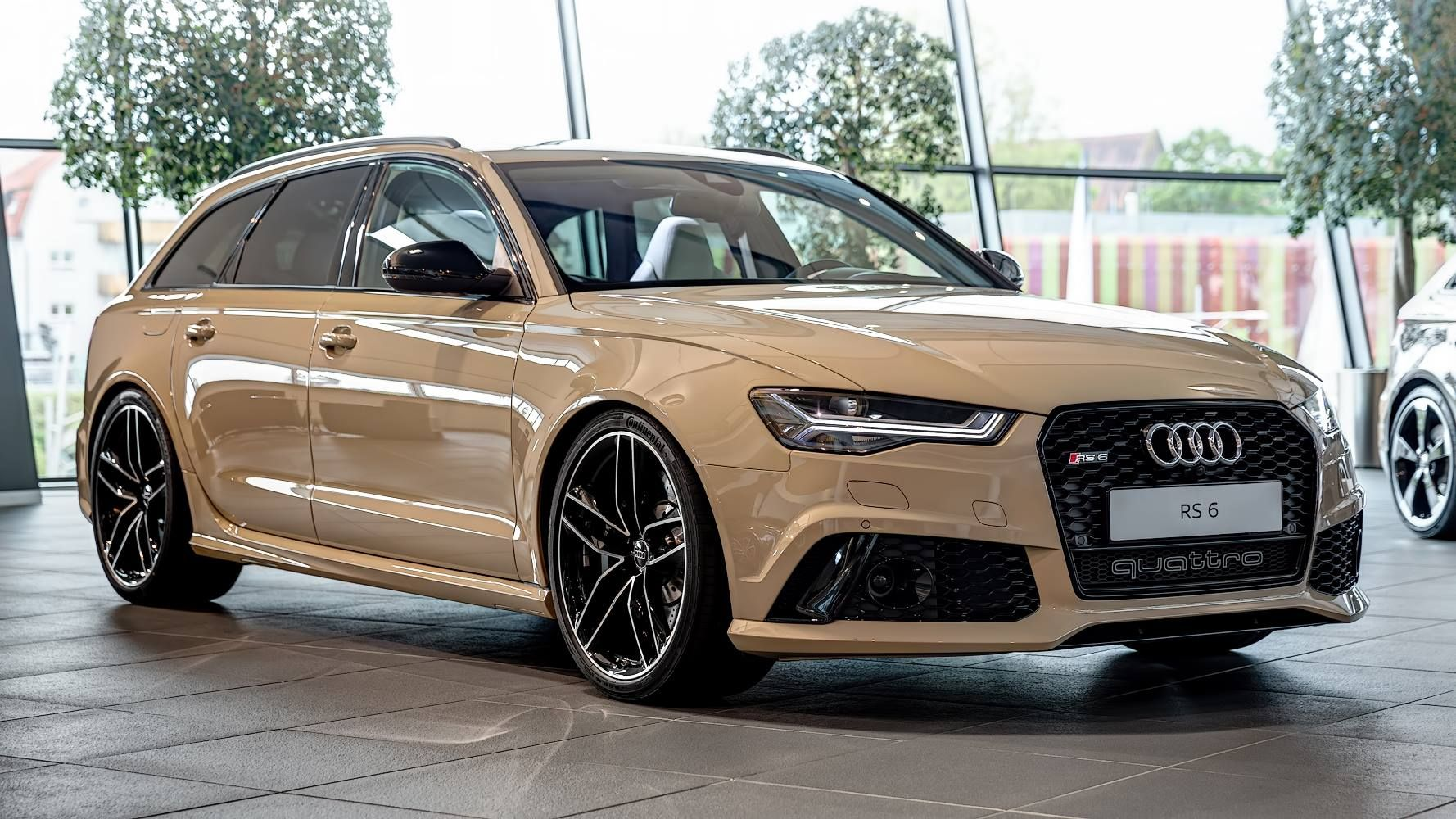 Photo gallery with 12 high resolution photos check out the mocha latte audi avant images at gtspirit