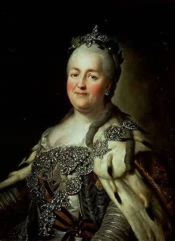 Catherine The Great Was The Most Renowned And Longest Reigning
