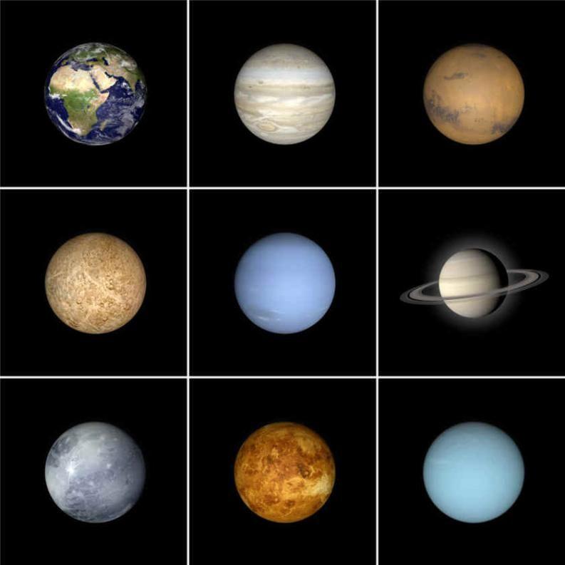 Imagenes Del Sistema Solar Planetas Maquetas Dibujos Informacion Planetas Fotos De Planetas Imagenes Del Sistema Solar