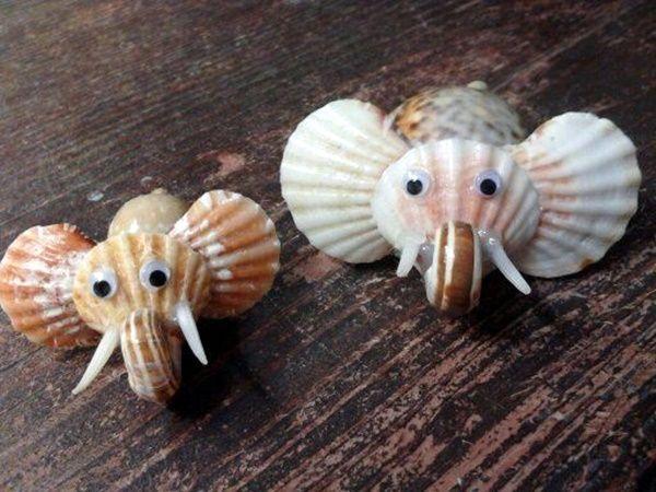 40 Beautiful And Magical Sea Shell Craft Ideas Bored Art Shell Crafts Diy Seashell Crafts Sea Shells Diy