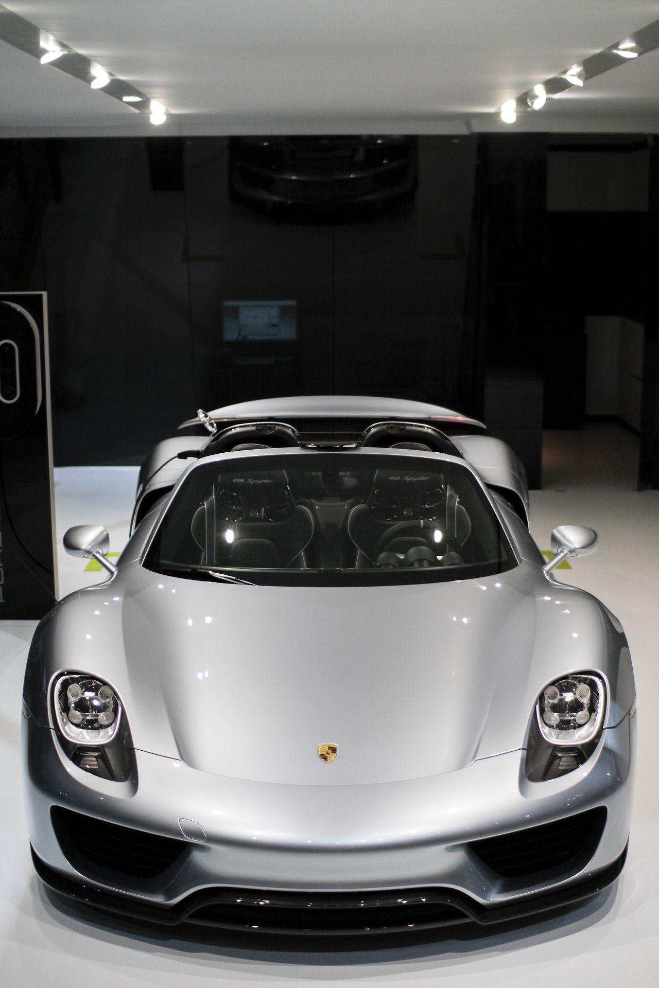 Porsche 918 Spyder Car Front Pinterest Porsche 918