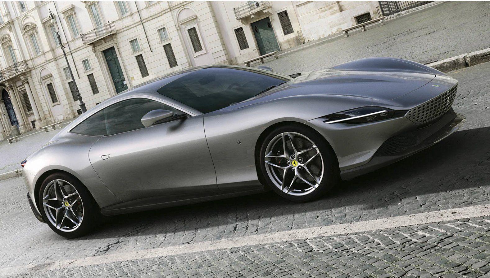 Ferrari Svelati I Piani Per I Nuovi Modelli Del 2020 Ferrari