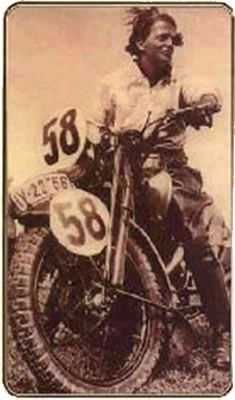Ilse Thouret Woman Racer of the 1930's – MOTORESS