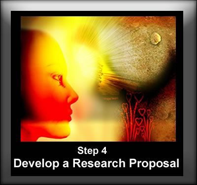 Develop a Research Proposal - Writing my Proposal - Sample Proposals