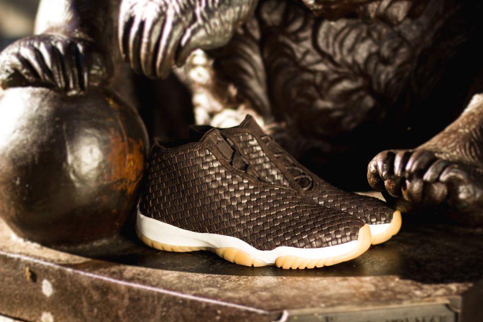 "Releasing: Air Jordan Future Premium ""Dark Chocolate"""