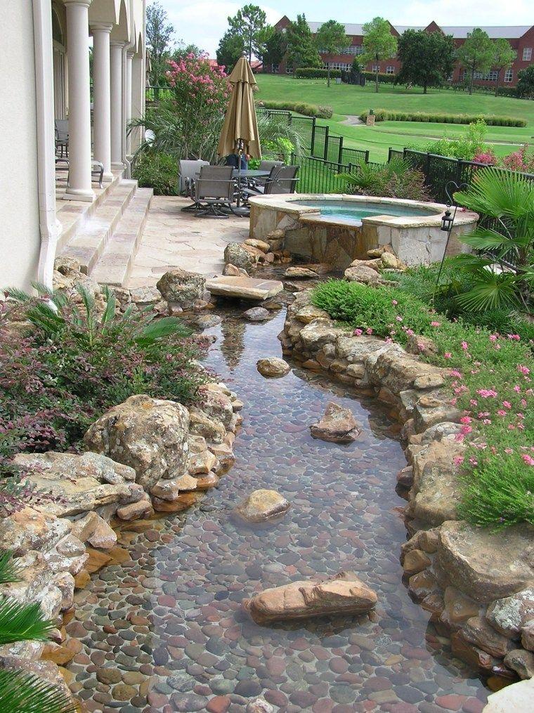 Jardines con piedras ideas originales de decoraci n - Ideas originales jardin ...