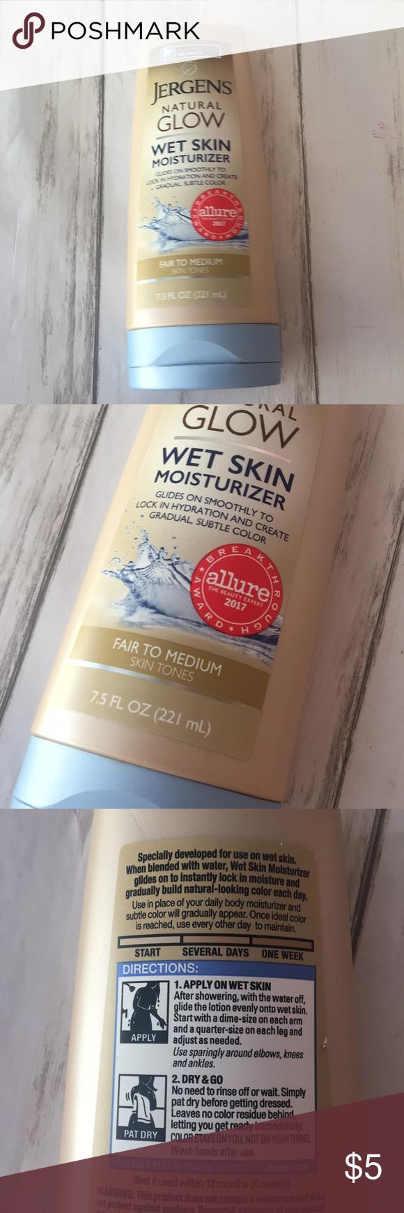 Jergens natural glow wet skin moisturizer Jergens natural glow wet skin moisturi