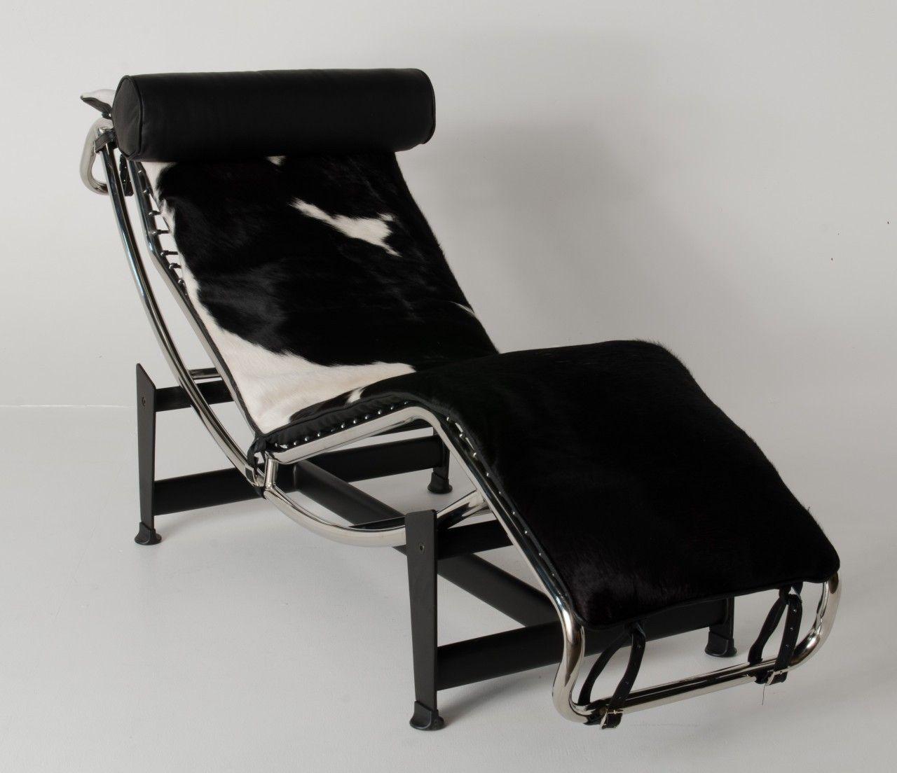 Milano Republic Furniture - Replica Le Corbusier lounge LC4 with ...