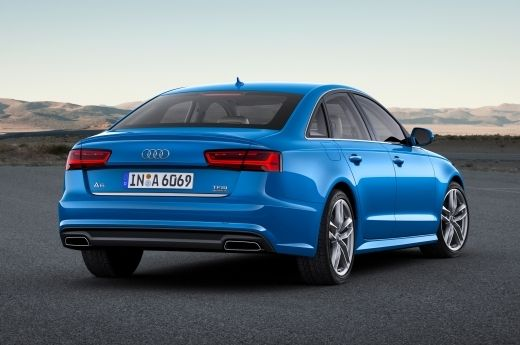 2017 Audi S6 Sedan Redesign
