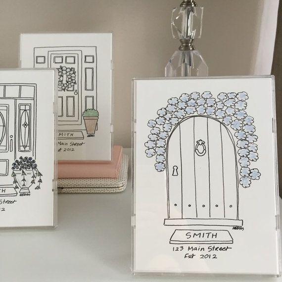 Front Door Drawing semi custom door drawing 5x7 curved cottagedoorbeforedrawings