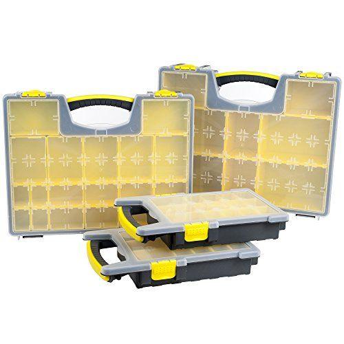 Portable storage boxes