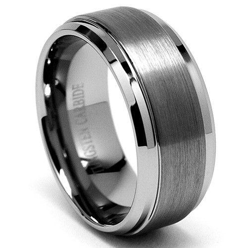 Rings Men Wedding Bands Simple Best