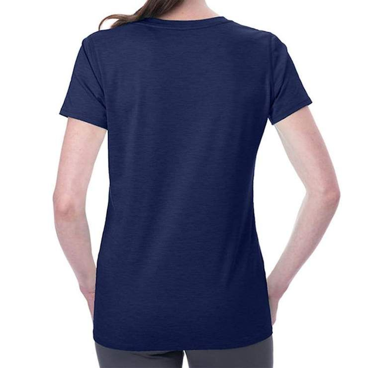 Women S Cooling Crew Neck Shirt In 2020 Crew Neck Shirt Neck