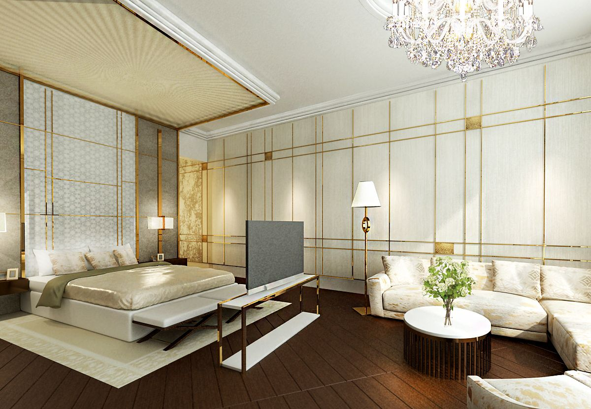 Bedroom 3D Design Brilliant Review