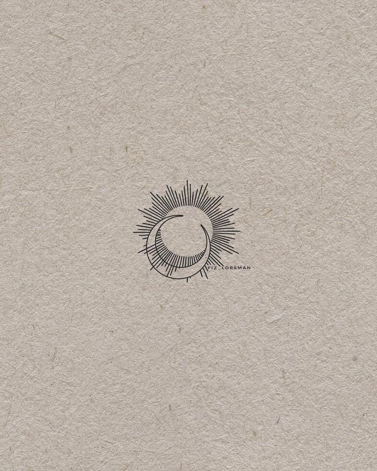 Elizabeth auf Instagram: Eclipse. Dieser Entwurf ist für Verkauf, wenn Sie wollen …   – Tätowierung
