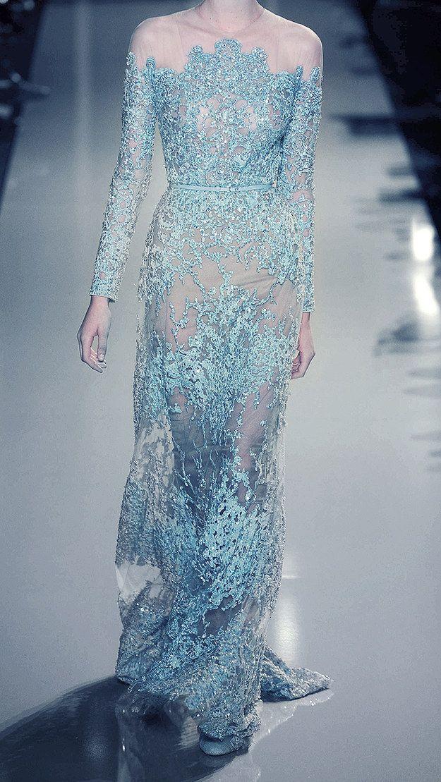 Abiti Da Sera Queen.21 Breathtaking Couture Gowns Fit For An Ice Queen Vestiti