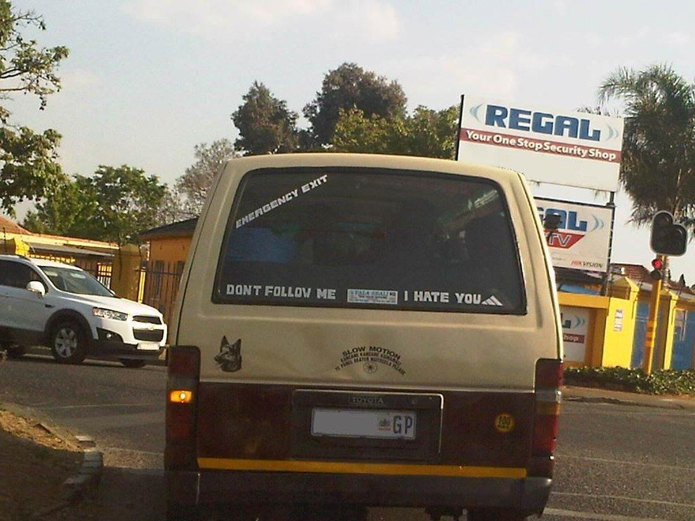 31 pictures that prove south africa is the craziest place on earth funny stickersbumper