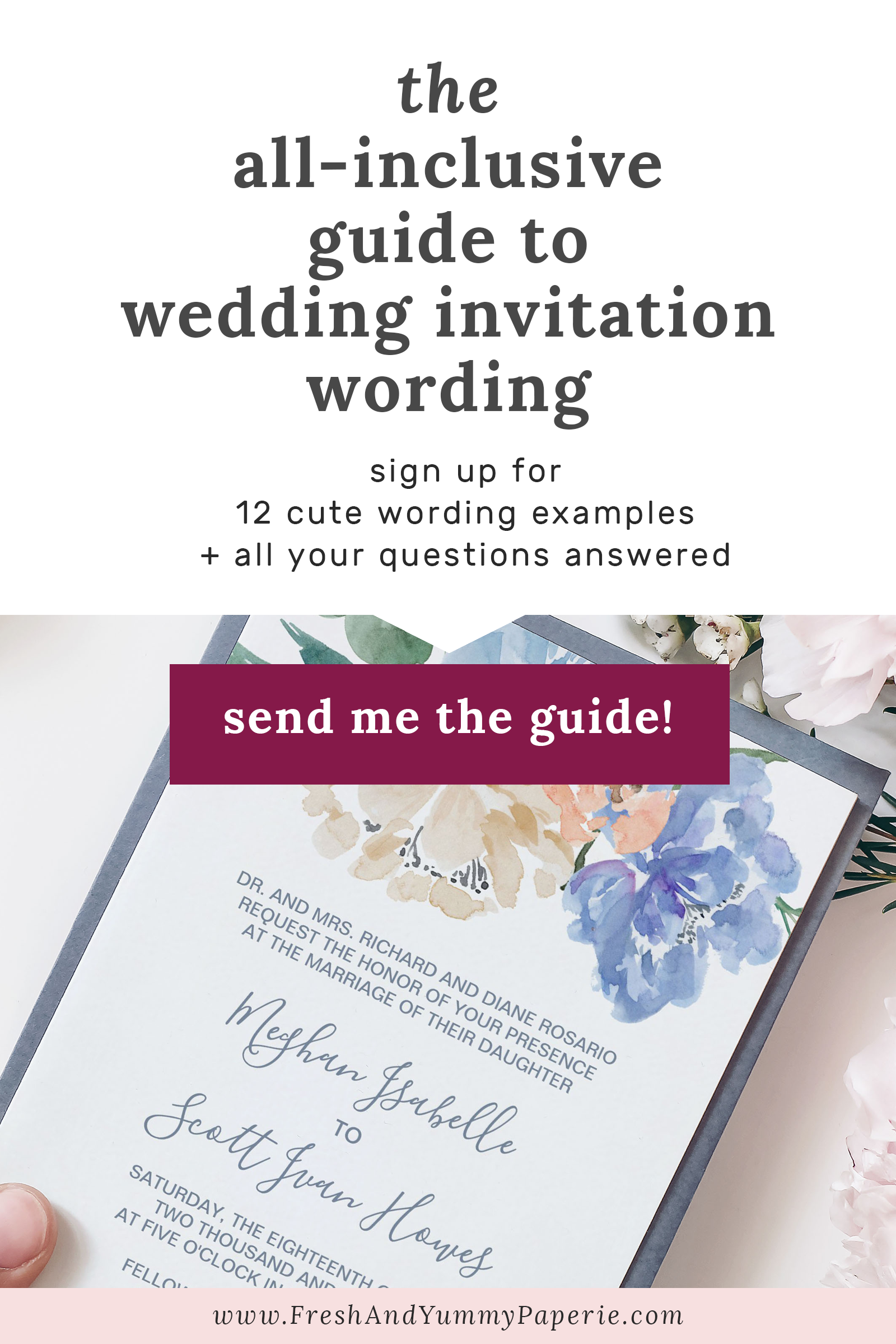Pin on Beautiful Wedding Invitations