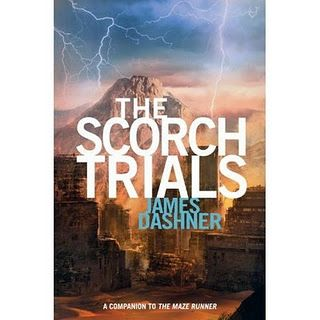 Second book in the Maze Runner trilogy. If you enjoyed The Hunger Games, this should be on your list as well
