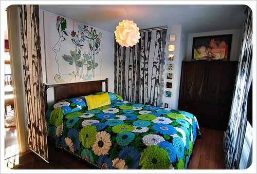 bedroom2 by allaboutevelyn, via Flickr