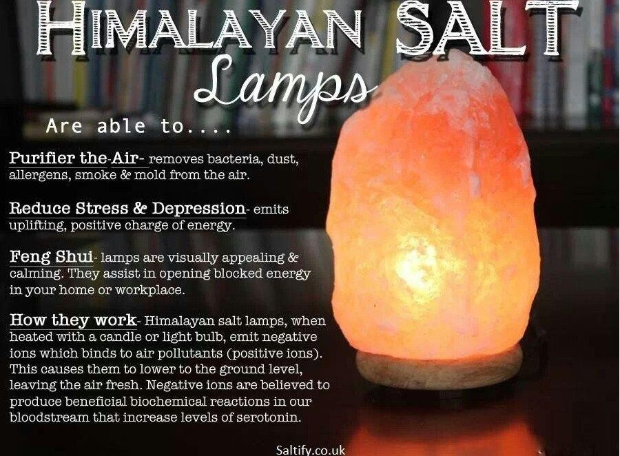 Certified Himalayan Salt Lamp Amusing Himalayan Salt Lamp Clean The Eases Breathing And Reduces Coughing Design Decoration