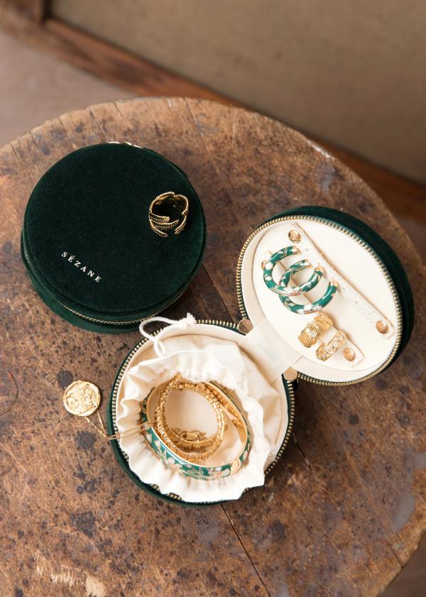 boite ecrin plate bijoux