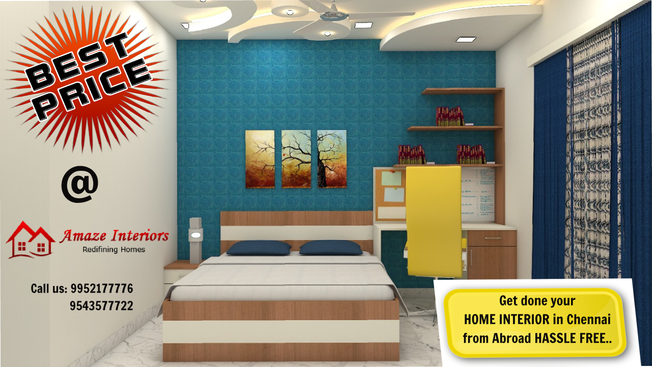 Home Interior Design Companies In Chennai With Images Interior
