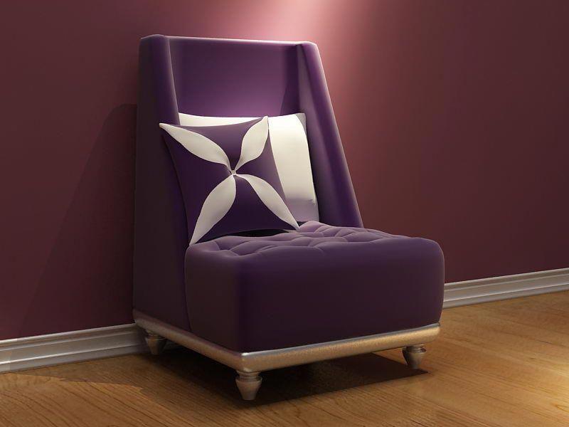 Purplechair Single Sofa Chair Single Sofa Unique Modern Furniture