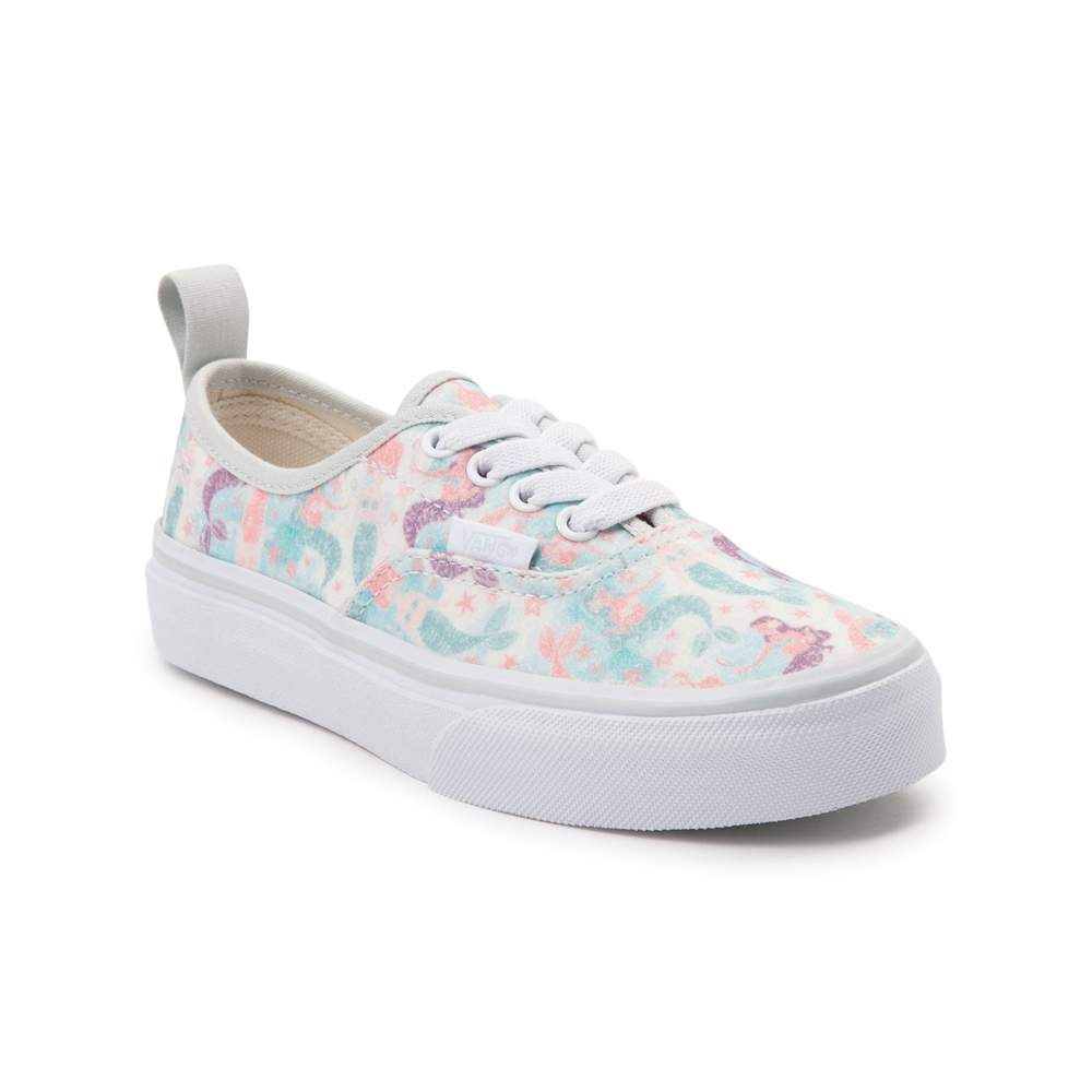 1ffbbcd3dc Youth Vans Authentic Mermaid Glitter Skate Shoe