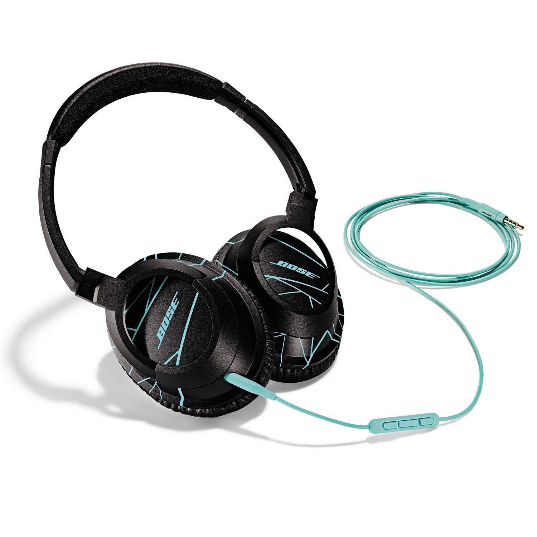 Amazon Com Bose Soundtrue Headphones Around Ear Style Black Mint Electronics 149 95 On Amazon 179 95 At Best Bu In Ear Headphones Headphones Ear Style